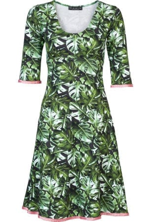 Stella Dress Philodendron