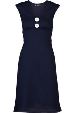 Pin-Up Dress Classic Navy u/æ