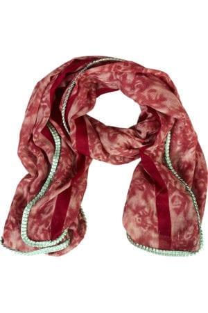 Tørklæde Red diggy