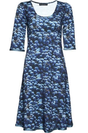 Stella Dress Blue grape