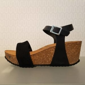 Cindy Sandal Black