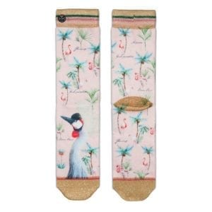 XP Flamingo socks