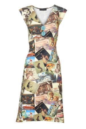Pin-Up Dress Vintage Posters