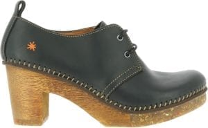 Amsterdam shoe rustic Black