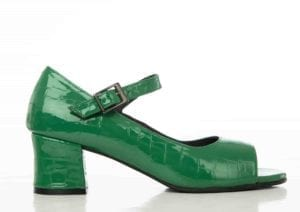 Anna 1 Shoe Coco Green