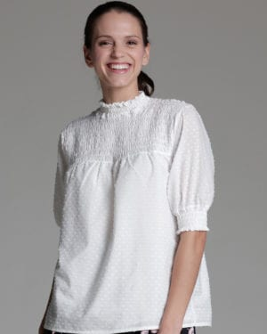 Violetta Blouse white