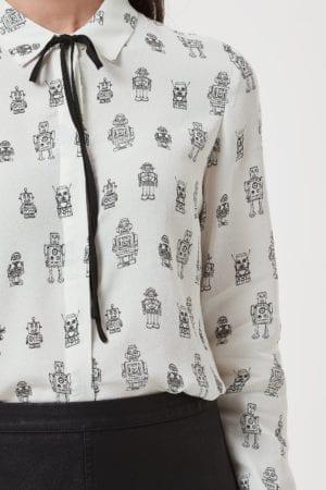 Catrina Robo Pop Shirt