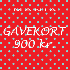 Gavekort kr. 900,-