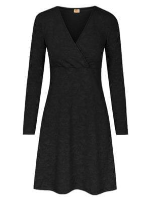 WTG Blad dress, black