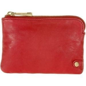 Purse red 12860