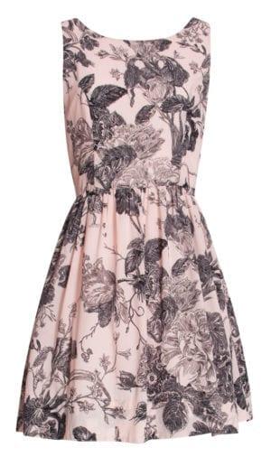 Dress Vintage rosegarden