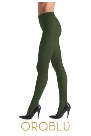 Tights Opaque 50 all color Green 23
