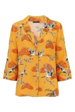Pixie Birds Of Happiness Pyjama Shirt