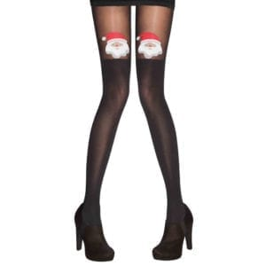 Pretty polly tights Santa
