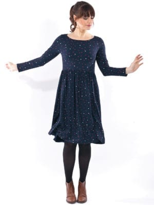 Sam dress Navy