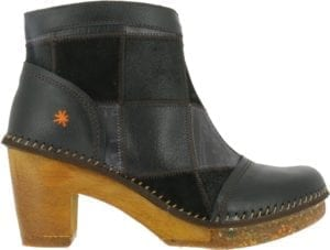 Art Amsterdam Boot patchwork black