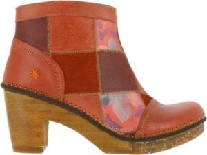 Art Amsterdam Boot patchwork petalo