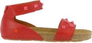 Art sandal CRETA memphis carmin