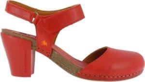 ART shoes I FEEL carmin