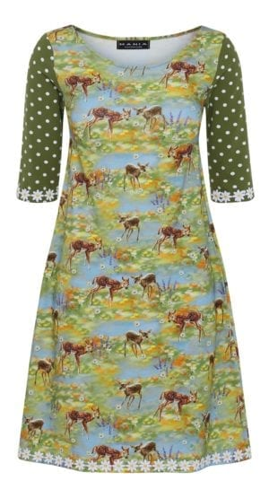 Agnes Dress Bambi world
