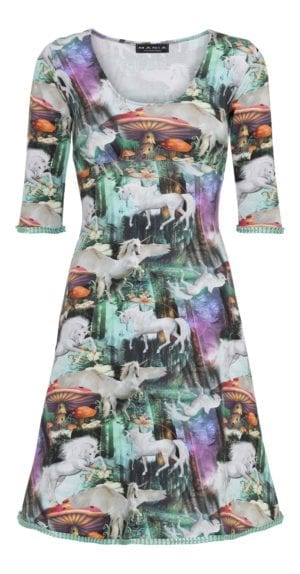 Stella Dress Unicorn world