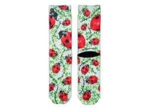 XP Ladybug socks
