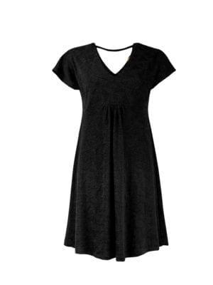 WTG Right Dress Black
