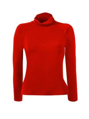 Geluk blouse red